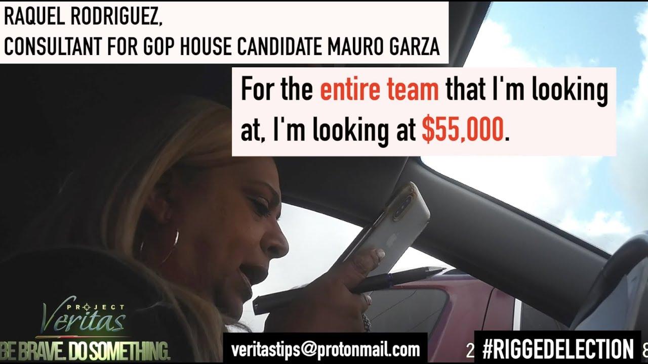 """James O'Keefe: Ballot Chaser Reveals MASSIVE Vote Fraud Effort To Elect Joe Biden; """"$55,000 for 5,000 votes""""!!!"""