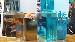 Nike Up Or Down For Men and Women Edt Double Take Review