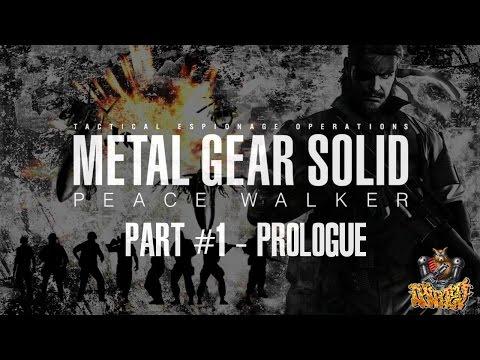 Metal Gear Solid: Peace Walker - Прохождение с субтитрами (Part #1) - PS3 Rus