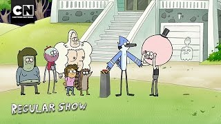 Regular Show | One Space Day At A Time | Cartoon Network