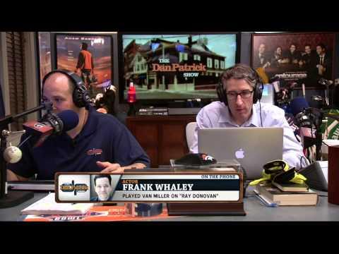 Frank Whaley on The Dan Patrick  Full  101614