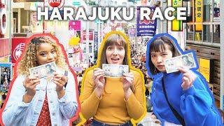 $10 Budget Shopping At Harajuku In Tokyo, Japan thumbnail