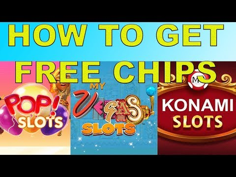 How To Get Free MyVegas Mobile Chips