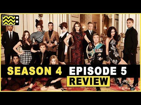 The Royals Season 4 Episode 5  w James Lafferty  AfterBuzz TV
