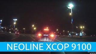 Neoline X COP 9100 видеорегистратор с радар-детектором