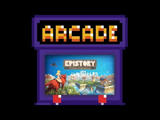 Epistory - Typing Chronicles | Hyper's Arcade