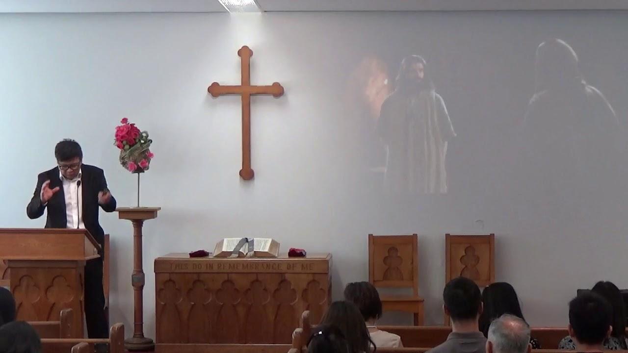約翰一書系列8:信耶穌是怎樣一回事   20190113