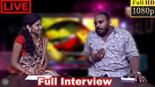 2018 Chandu Pailwan Full Interview About Pothraj & Bonalu | Folk Hyderabad