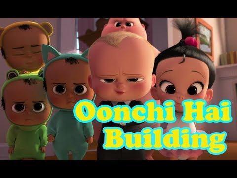 Oonchi hai building | Judwaa 2 | Lift Teri...