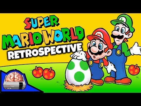 Super Mario World Review And Retrospective SNES