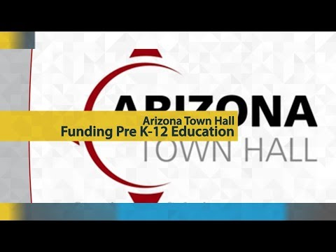 Arizona Town Hall - Funding Pre K-12 Education video thumbnail