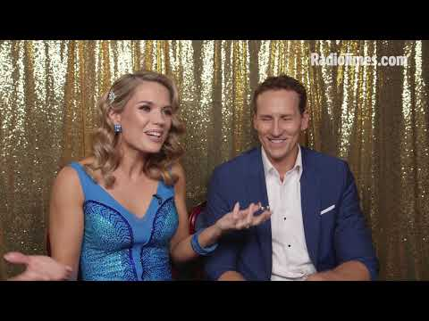 Strictly 2017: Charlotte Hawkins and Brendan Cole