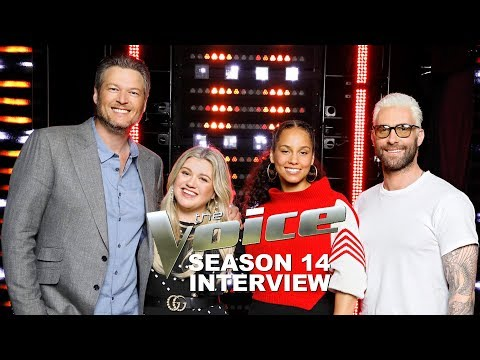 'The Voice' Season 14 Interview