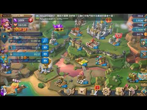 100% WORK Hacking Gems Dan Braveheart Lord Mobile