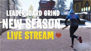 Leaderboard Grind | #1 Solo Wins S4/5/6 - PS4 Fortnite