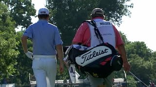Highlights | Bryce Molder leads after lengthy weather delay at DEAN & DELUCA