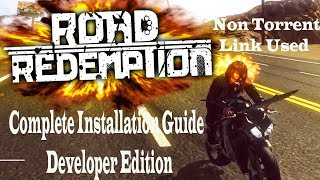Road Redemption - How to download and install & play The Developer Edition | unbox Extinsion