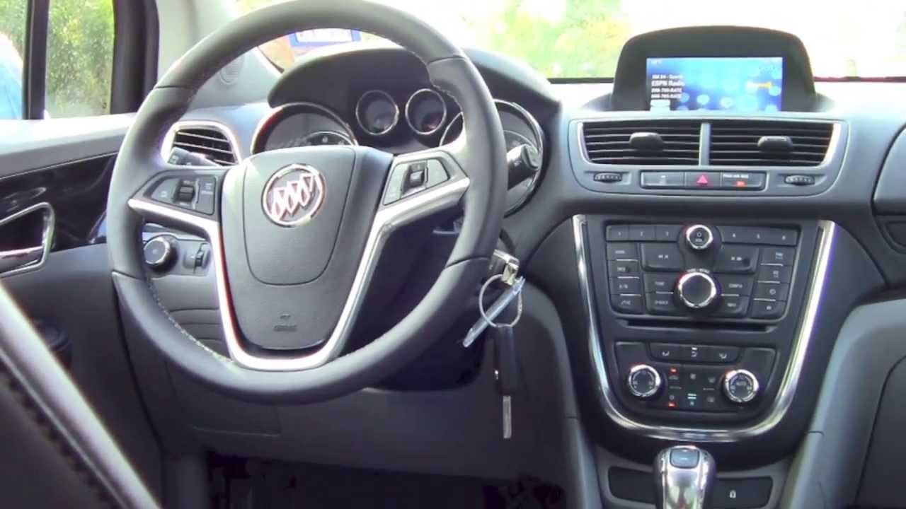 2014 Buick Encore Test Drive And Review Youtube