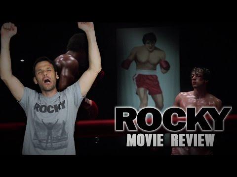 Rocky (Greatest Sports Film Ever?) Movie Review