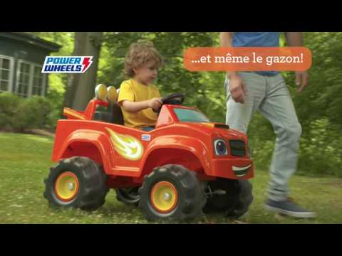 Fisher-Price Power Wheels Nickelodeon Blaze Monster Truck | Toys R Us Canada