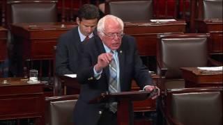 Sanders Floor Speech on Republican Health Care Plan