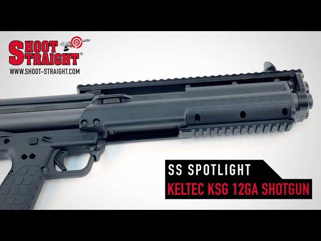 KelTec KSG 12GA Shotgun - Shoot Straight Spotlight