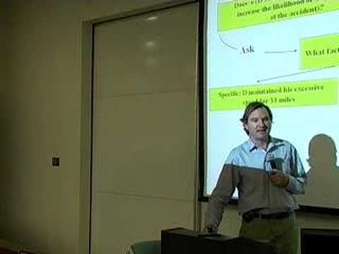 LECTURES: Professor Tom Lyon's Evidence Class 1/10/07 Part 2
