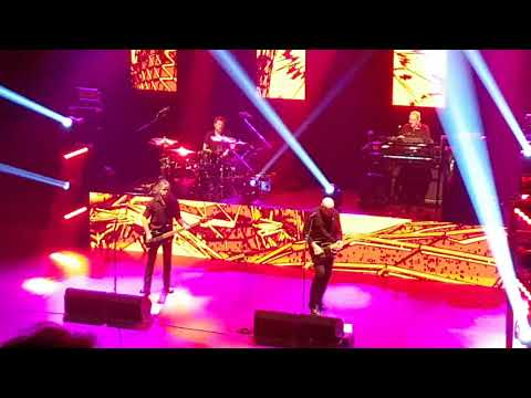 The Stranglers - No More Heroes: Manchester 2018