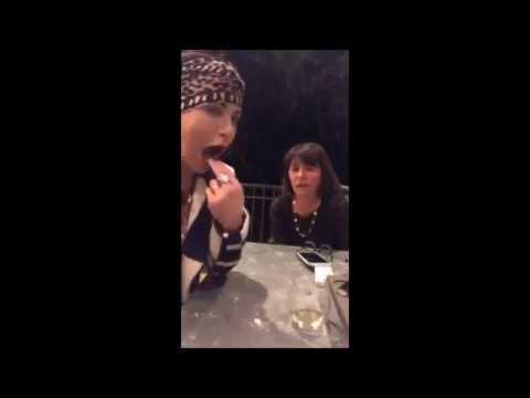 Supernatural  Danneel Ackles and Genevieve Padalecki InstaStory Live