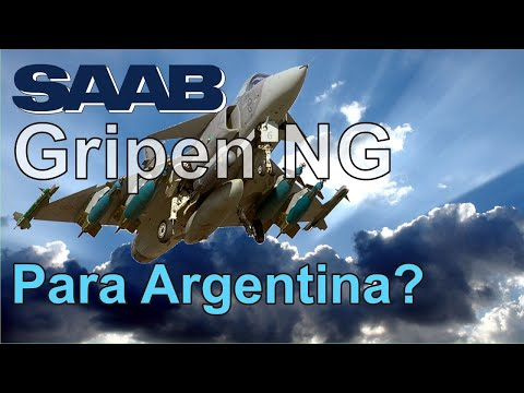 Argentina con Saab Gripen NG?