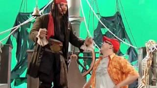 Пираты Карибского моря -Русская пародия