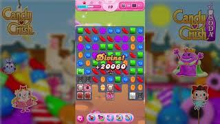 【Candy Crush Saga】Level 859/【キャンディクラッシュ サガ】レベル 859859