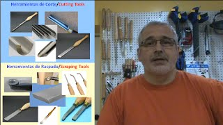 Woodturning: Cutting Vs Scraping Tools