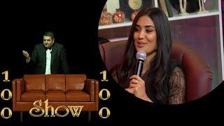 Azerbaycanda epizodik rolda oynamaram - Pervin Abiyeva - 100/100