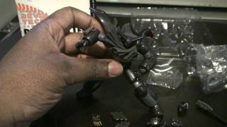 Revoltech Black Getter Review Pt 1