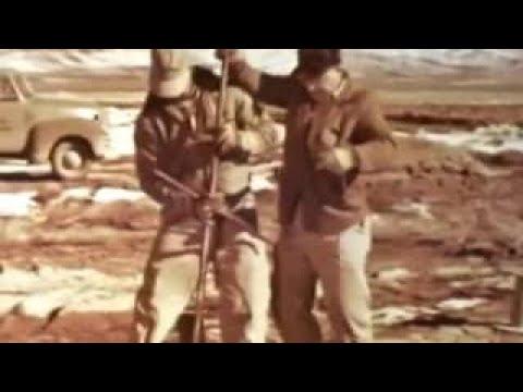 Atomic Test Film: Operation Teapot pt3-3 1955 USAF