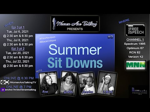 Summer Sit Down Epi 3 & 4 are available now!!