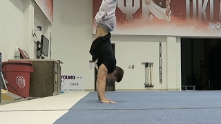 Can YOU do Handstand Push ups?!