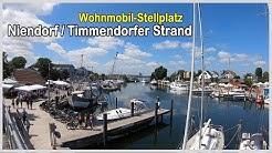 Ostsee Wohnmobil-Stellplatz Niendorf. Herrliche Fahrradtour Timmendorfer Strand - Scharbeutz