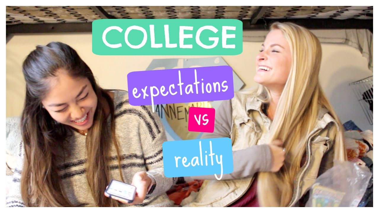college expectation
