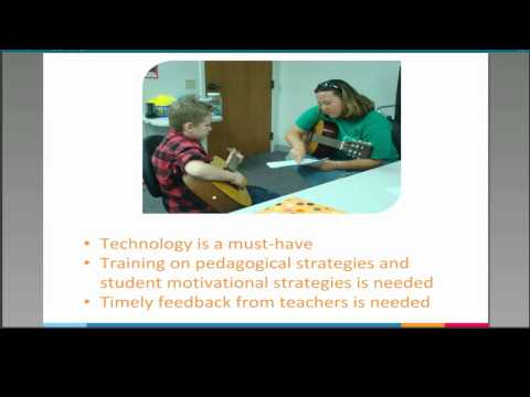MVLRI Webinar: Parental Involvement in K-12 Online Learning