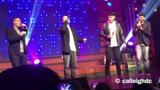 Daryl Ong with Voices of 5 - Boyz II Men Medley
