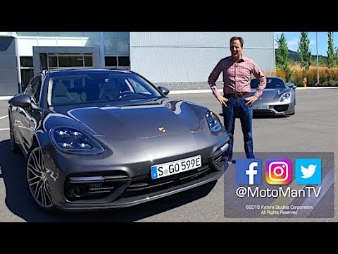 2018 Porsche Panamera Turbo S E-Hybrid TECH REVIEW (1 of 2)
