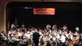 Curtin Middle School Orchestra - The Final Countdown