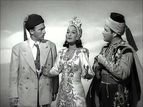 Moonlights becomes you - Bing Crosby, Bob Hope and Dorothy Lamour