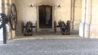 Вход в старый город альба юлия