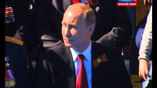 Victory Day 9 MAY 2014 MOSCOW
