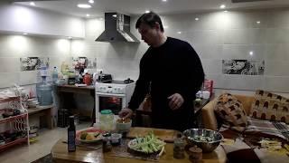 Как приготовить салат сельдерея с грушей | How to cook celery salad with pear