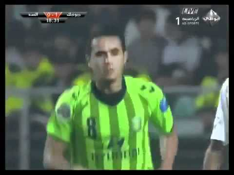 Eninho goal in the AFC Champions league (ACL) 5/11/2011