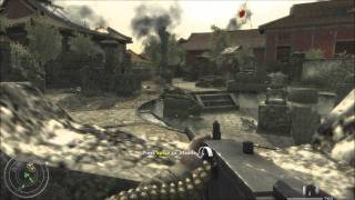 "Call of Duty: World at War- Mission 13: Breaking Point ""Veteran Mode"""